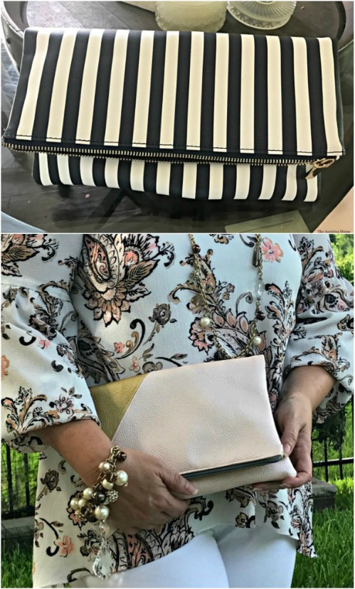 DIY Faux Leather Handbag