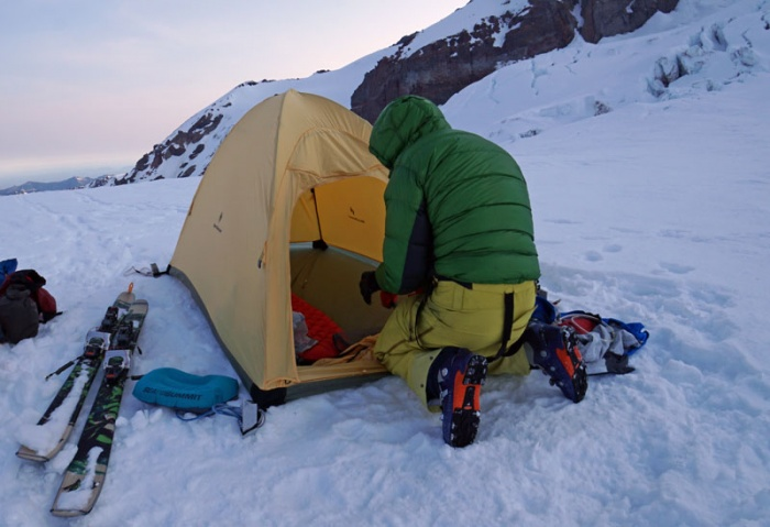 How to choose a tent