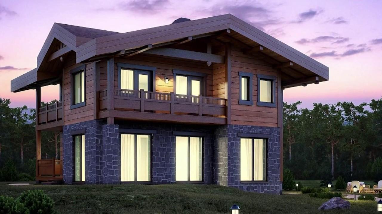 Комбинированный дом 3