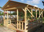 Конструкция беседки – Строительство беседок (138 фото): виды построек, размеры альтанки, современные конструкции во дворе частного дома