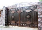 Ворота для въезда во двор – Как сделать въездные ворота – 2 варианта самостоятельного обустройства заезда во двор